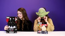 Star Wars Simon and BB-8 Bop It Showdown! / JustJordan33