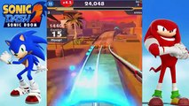 Sonic Dash 2: Sonic Boom - Shadows Run Special Event Gameplay