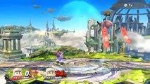 Complete Ice Climbers Import, Moveset & Animations - Super Smash Bros. Wii U Mods