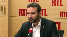"""Ugo Bernalicis : """"Gérald Darmanin est un bourrin"""""""