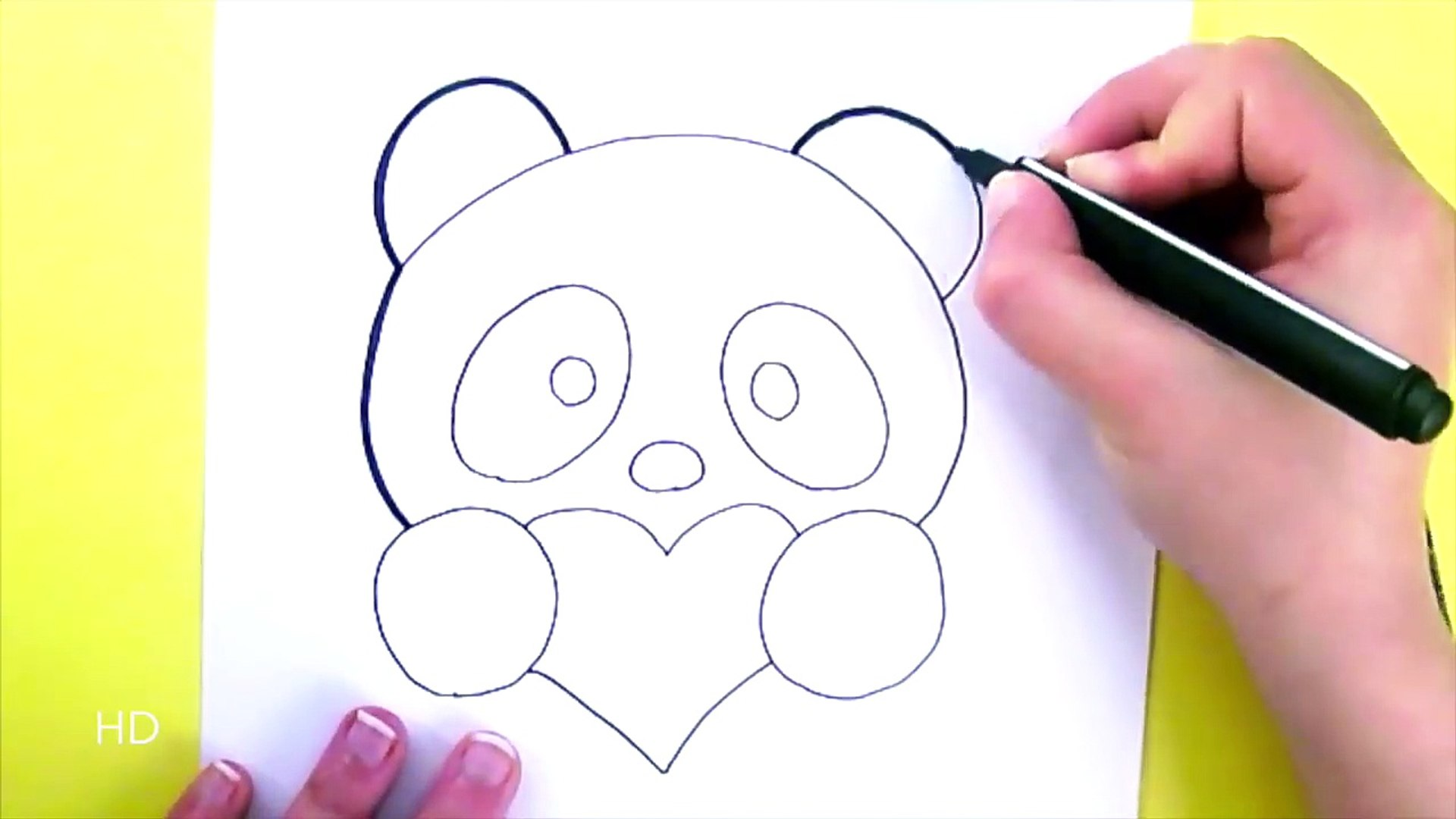 Comment Dessiner Un Panda Kawaii Fn Jjusb Ge Video Dailymotion