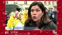Pierre Ménès démonte Raquel Garrido en direct - ZAPPING TÉLÉ DU 05_10_2017-B7Q7cNqudog