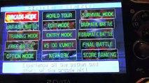 Street Fighter Alpha 3 Max cross play between PSP & PSVITA