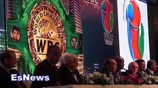 WBC Confrence Hosted By Paulie Malignaggi - EsNews Boxing-eUqreb4R0Dw