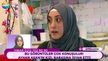 Ayhan Aşan'ın Kızı, Seda Sayan'a Çıkıp İsyan Etti
