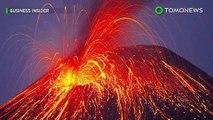 Tipe gunung berapi: Penjelasan bukit kerucut, komposit, perisai dan kubah lava - TomoNews