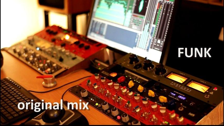 Funk Music | Professional Mastering Audio Sample | Online Mastering Studio, UK