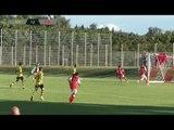 Los primeros destellos de Youssoufa Moukoko con el Borussia Dortmund