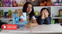 Mandibulas Juego de Mesa del Tiburón de Juguete en Familia en Español con Abrelo Toys Juegos de Mesa