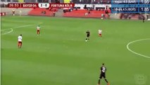 Cedric Mimbala Own goal HD - Bayer Leverkusen (Ger) 3-0 Fortuna Koln (Ger) 05.10.2017