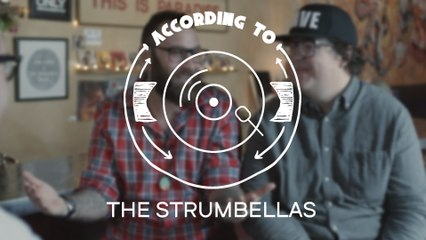 The Srumbellas Rank Top 40 Albums | JUNO TV's According To With Sam Sutherland