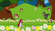 Little Red Riding Hood   tale in Hindi   रेड राइडिंग हुड   बच्चों की नयी हिंदी कहानियाँ
