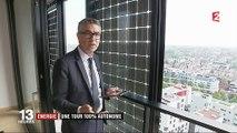 Technologie : à Strasbourg sont conçus les premiers logements du futur, autonomes en énergie