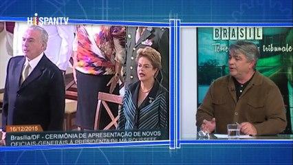 Foro Abierto - Brasil: TEMER afronta más acusaciones