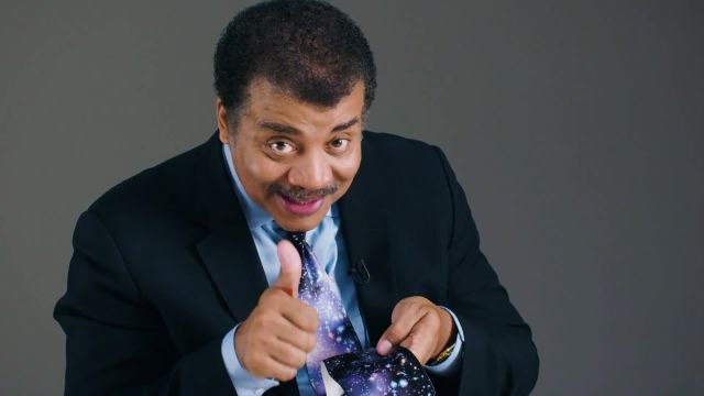 Neil deGrasse Tyson Reads Mind-Blowing Facts About the Universe