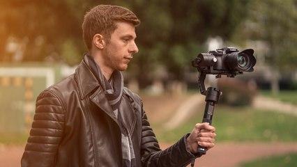 Le meilleur stabilisateur pour caméra ! - Zhiyun Crane v2