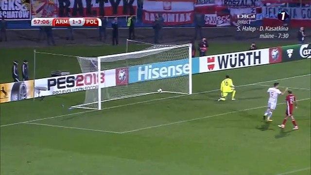 Jakub Blaszczykowski Goal HD - Armenia 1-4 Poland - 05.10.2017