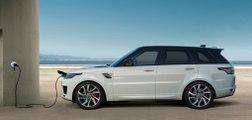 Range rover sport 2018   interior   exterior   design   engines   specs   Hybrid plug in   top gear   top 10s