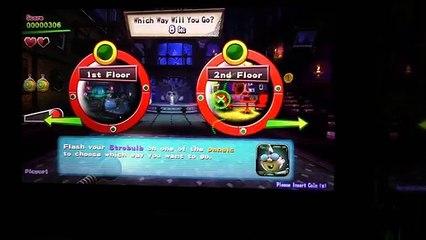 Luigis Mansion Arcade Gameplay