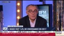 Le Rendez-Vous des Éditorialistes: L'Insee voit 1,8% de croissance en 2017 - 05/10