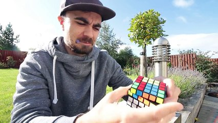 This Week I Learned to Solve the 5x5x5 Rubik's Cube