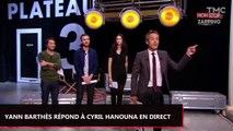 Quotidien : Yann Barthès répond à Cyril Hanouna (Vidéo)