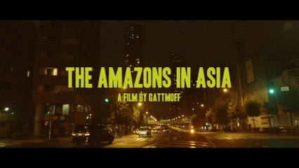 The Amazons - The Amazons In Asia