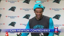 Dannon Breaks Ties with Panthers QB Cam Newton After Sexist Comments to Female Reporter