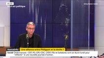 """Florian Philippot : """"J'ai connu Marine et j'ai l'impression qu'on découvre Le Pen"""""""
