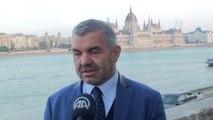 Kayseri Büyükşehir Belediye Başkanı Çelik Macaristan'da