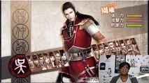 PSP Dynasty Warriors 7 / Shin Sangoku Musou 6 Gameplay Battle Chibi( With Ghani Ghilman )