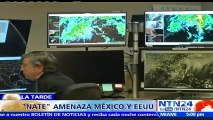 Emergencia en Centroamérica paso de la tormenta tropical Nate deja siete muertos