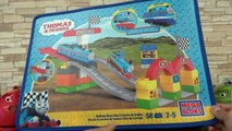 Gordon & Thomas Sodor Speed ☆ Thomas & Friends MEGA BLOKS toys ☆