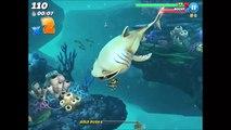 Hungry Shark World - New Shark - Basking Shark