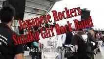 Japanese Rock Chick Band Suzaku Girls Rock