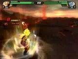 dragon ball z budokai tenkaichi 3 combat: goku vs freezer