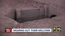Phoenix residents concerned about rising transient problem