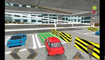 Multi-Level Car Parking Driver (by Whiplash Mediaworks) Android Gameplay [HD]