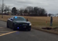 Emergency Vehicle Responds to Shooting at Kentucky High School