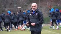 Kardemir Karabükspor Teknik Direktörü Açıkgöz Kaybedecek Hiçbir Şeyimiz Yok