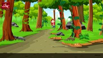 Little Red Riding Hood in English - Fairy Tales - Bedtime Stories - 4K UHD - English Fairy Tales