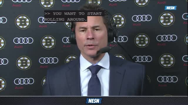 Bruins Overtime Live: Bruce Cassidy Pleased With Ryan Spooner's Play Vs. Canadiens