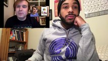 REACTION to Jims REACTION to Paleos REACTION to Teen Titans Go Movie