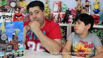 Angry Birds 2016 Lego Sets 75825 Angry Birds Animation La Pelicula en español | Lego AbreloToys