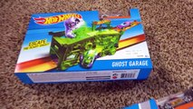 Cars for Kids   Hot Wheels GHOST GARAGE Fast Lane Playset   Fun Toy Cars for Kids Pretend Play
