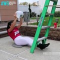 CRAZY STRONG & WOW FITNESS MOMENTS - AMAZING GIRLS
