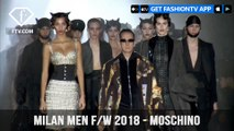 Moschino Milan Menswear Fashion Week with Mens Fall/Winter 2018 Collection | FashionTV | FTV