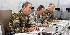 Orgeneral Akar, Afrin Harekatını Denetlemek İçin Suriye Sınırında!