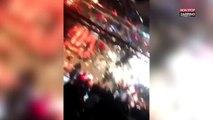 Levallois-Perret : Bagarre générale entre supporters lors d'un match de boxe (vidéo)