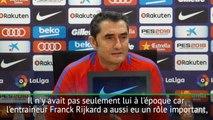 """Barcelone - Valverde : """"Ronaldinho a marqué une époque du Barça"""""""